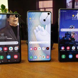 Samsung accusé d'avoir menti sur l'étanchéité du Galaxy S10 dans ses publicités